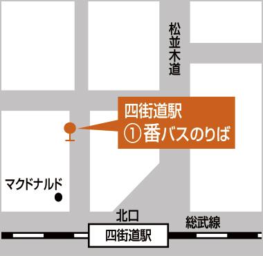 時刻 表 駅 四街道